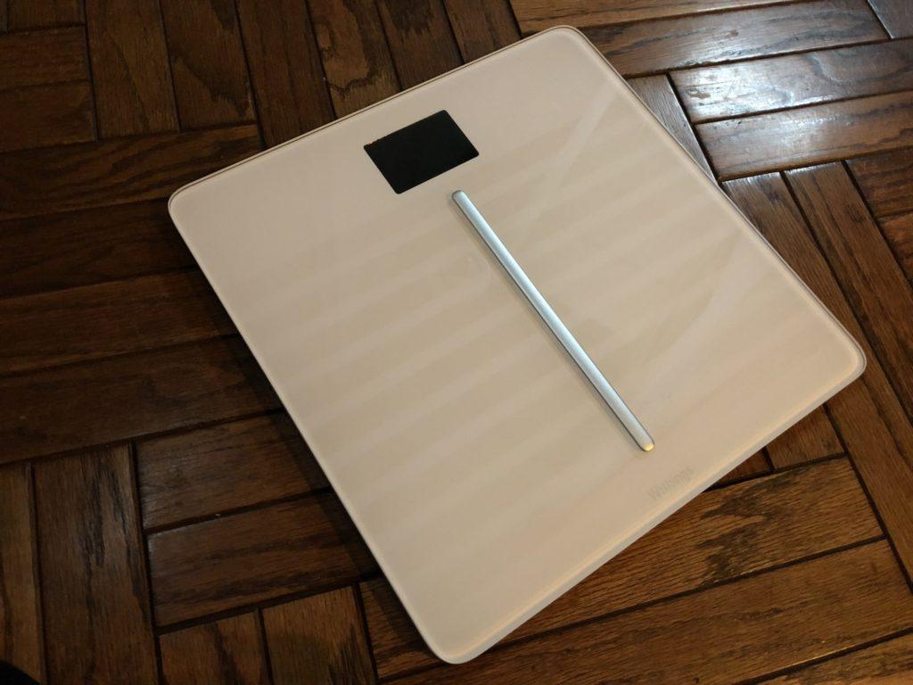 ウィジングス体重計