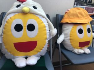 石川養鶏場のキャラクター